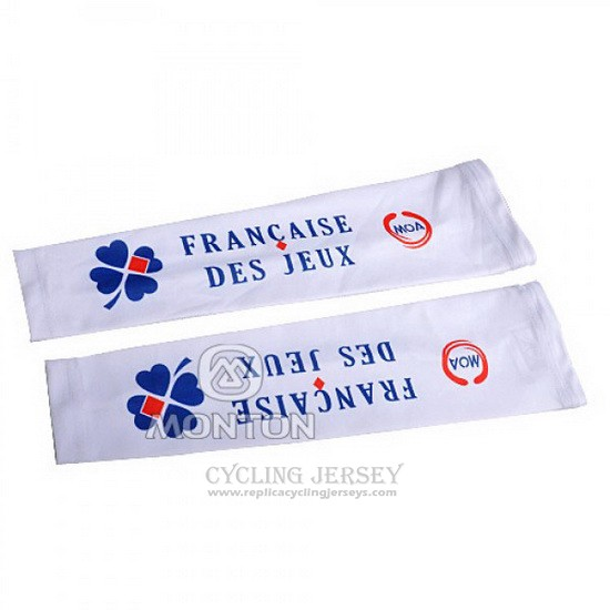 2009 FDJ Arm Warmer Cycling