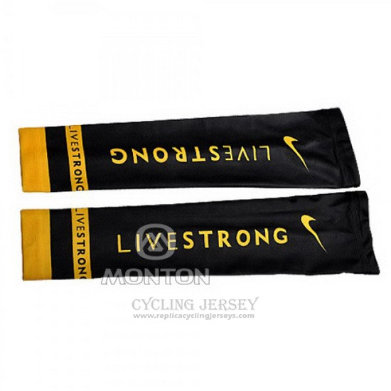 2009 Livestrong Arm Warmer Cycling