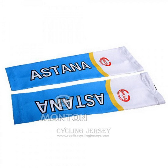 2010 Astana Arm Warmer Cycling