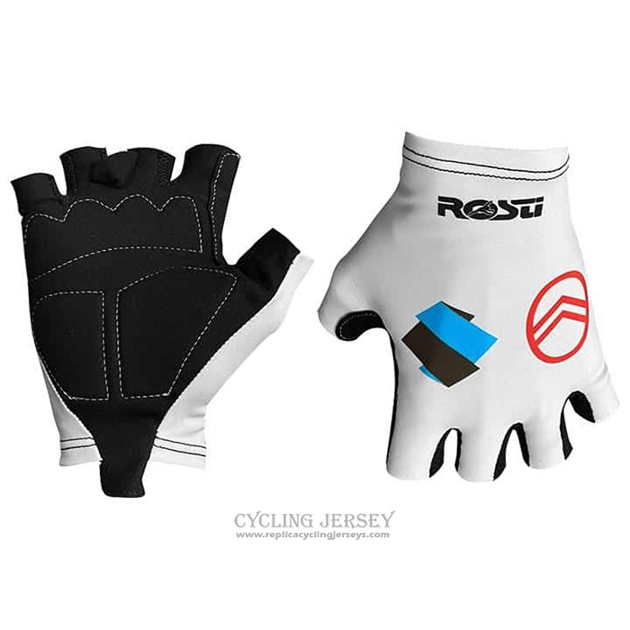 2021 Ag2r La Mondiale Gloves Cycling