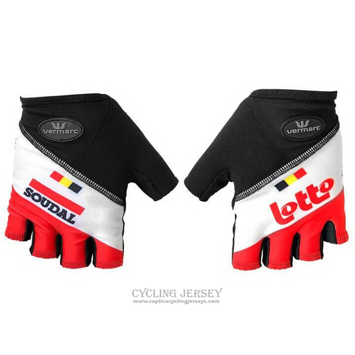 2021 Lotto Soudal Gloves Cycling