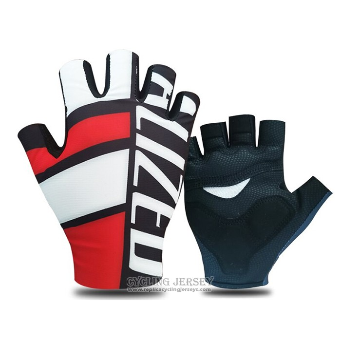 2021 Specialized Gloves Cycling White Black Red