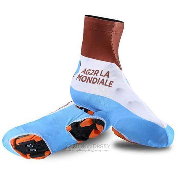 2018 Ag2rla Shoes Cover Cycling