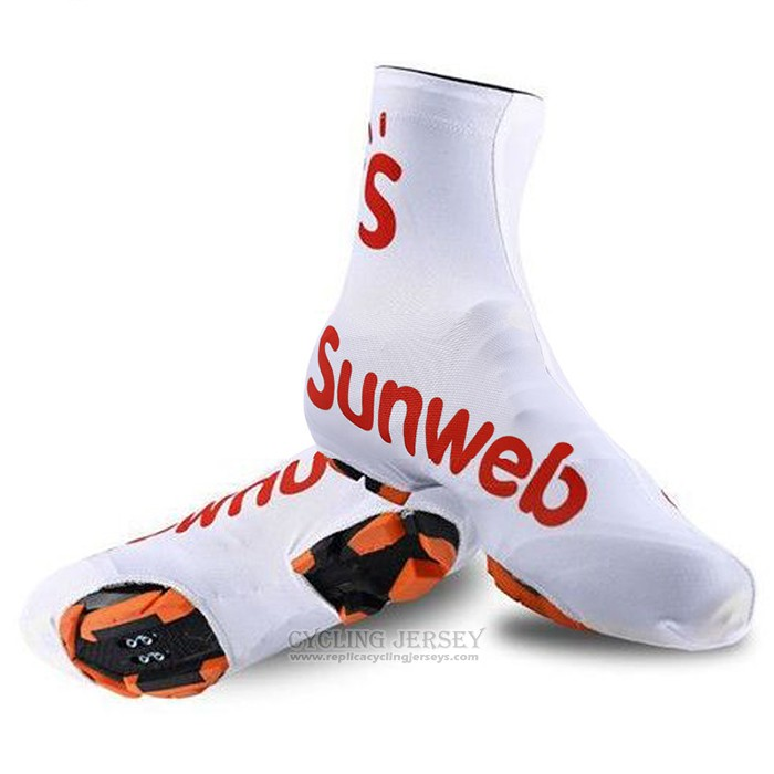 2018 Sunweb Shoes Cover Cycling