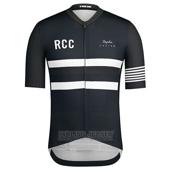 2019 Cycling Clothing Rcc Paul Smith Black Short Sleeve and Overalls