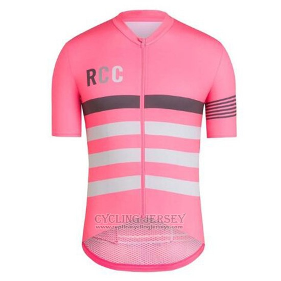 2019 Cycling Clothing Rcc Paul Smith Pink Short Sleeve and Overalls