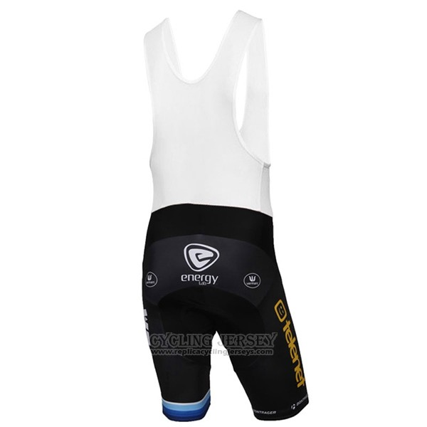 2017 Cycling Jersey Telenet Fidea Lions Champion Europe Short Sleeve and Bib Short