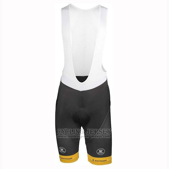 2019 Cycling Jersey Telenet Fidea Black Yellow Blue Short Sleeve and Bib Short