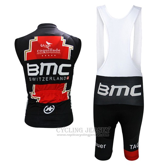 2017 Wind Vest BMC Red
