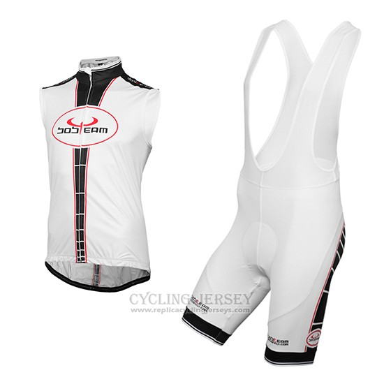 2016 Wind Vest Bobteam White