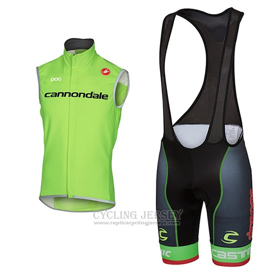2017 Wind Vest Cannondale Green