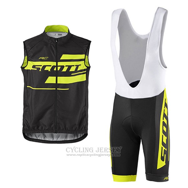 2017 Wind Vest Scott Black