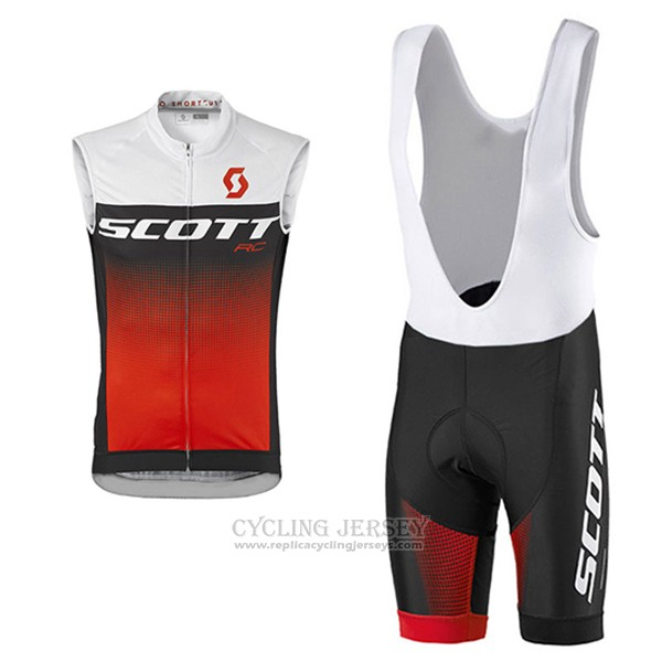 2017 Wind Vest Scott Red