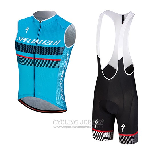 2018 Wind Vest Specialized Bluee