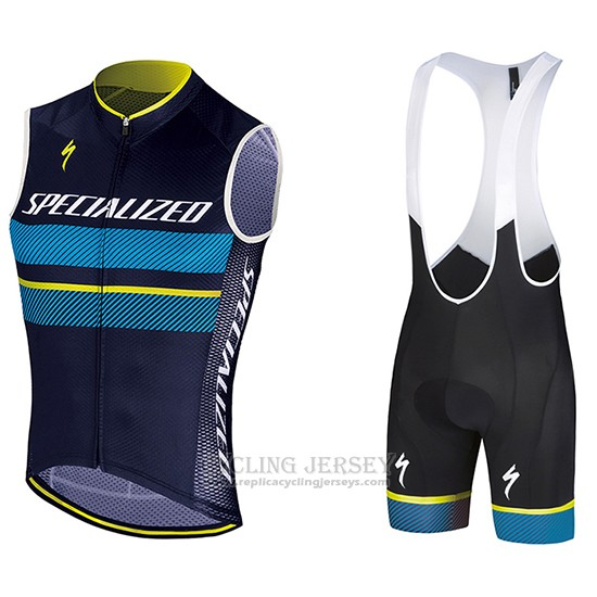 2018 Wind Vest Specialized Deep Bluee