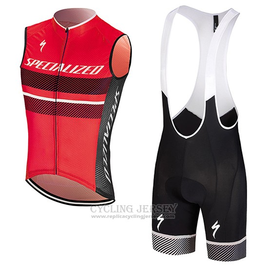 2018 Wind Vest Specialized Red