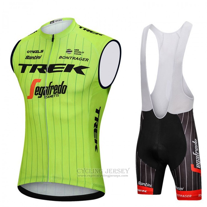 2018 Wind Vest Trek Segafredo Green